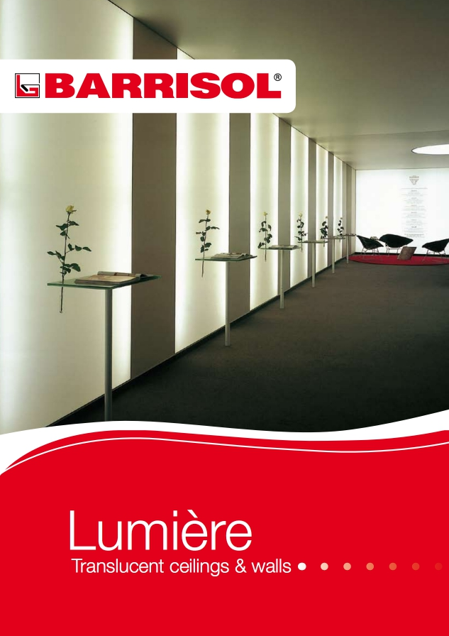 Lumiere: Translucent Ceiling & Walls