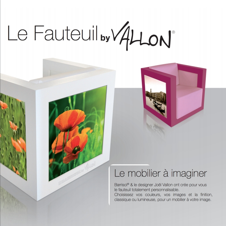 Chair by Vallon